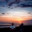 Sunset, 2000